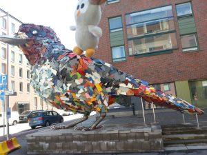 Owly in Helsinki 5 - Reitstunde
