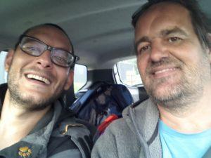 Martin und ich