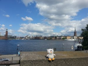 Owly in Stockholm 1