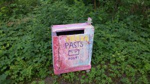 Owly im Magic Garden 10 - der Briefkasten