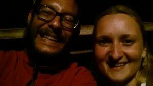 Dace und ich