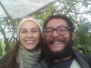 Agnese und ich